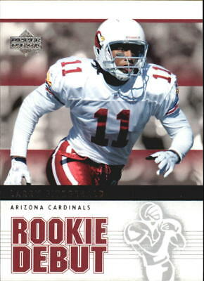2005 Upper Deck Rookie Debut Football (Pick Your Players)