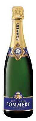 Pommery Brut Royal NV Champagne 750mL ea - Sparkling Wine - Origin France