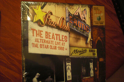 The Beatles - Alternate Live at the Star Club - Deluxe Edition 4CD 1DVD  5LP Box
