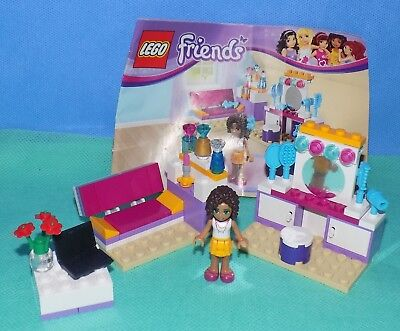 Lego 3932 Friends Andreas Stage 100 Complete With Instructions