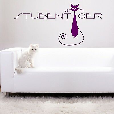 Wall Tattoo Adidas Cat Cat Pet Living Room Meow House Wall Stickers