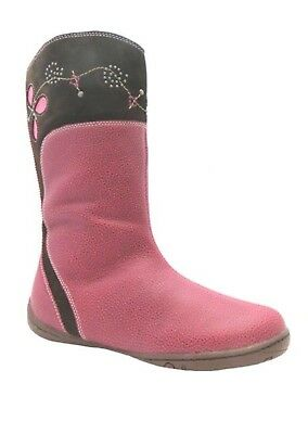 Umi Opulent Raspberry Boots BNWT   Size UK 13 RRP over £50
