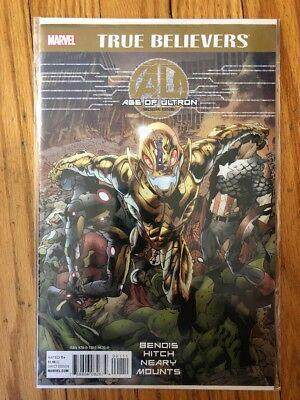 True Believers Age of Ultron (2015) Marvel Comics NM!!