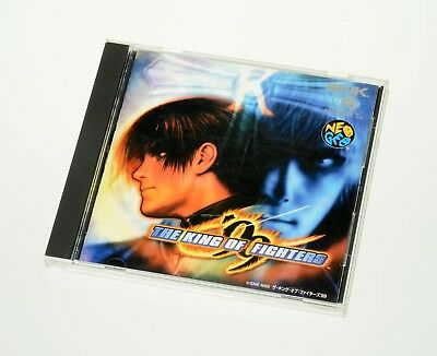 King of Fighters '99 for Neo Geo CD, US seller