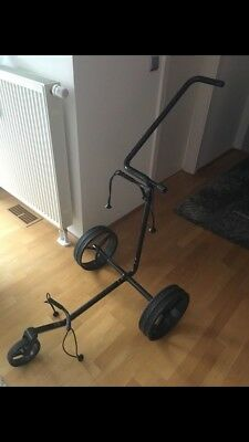 JUCAD Carbon Trolley ! Top Zustand !