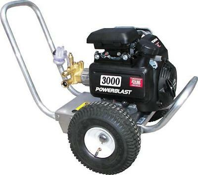 PowerBlast 3000PSI 6HP (Honda GC190) Pressure Washer