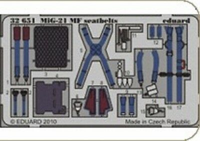 Painted Seatbelts F117 for TSM 1//32 Aircraft