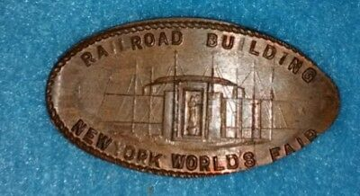 Railroad Building - New York World's Fair  Ny-Wf(1)-25 (4)