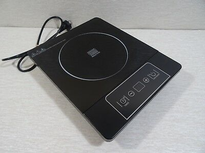 Portable Electric Induction Hotplate Homemaker MC-SKW2001-E3A 2000W