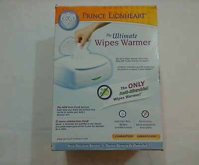 Prince Lionheart Ultimate Wipes Warmer 101417-3 clo