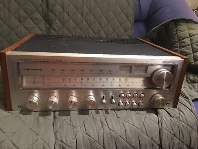 Vintage Realistic STA-2000D AM/FM Stereo Receiver Amplifier