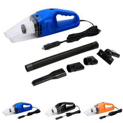 2018 12V Portable Dust Auto Vehicle Car Handheld Vacuum Dirt Cleaner Wet &Dry A
