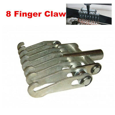 NEW 8 Finger Claw For Slide Hammer Attachment Dent Repair Puller Body Shop Tool