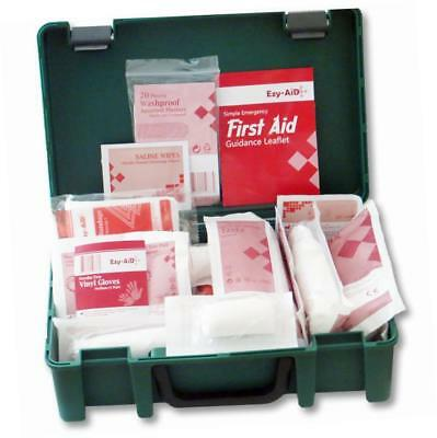 Ezy-Aid HSE Compliant Home, Travel & Workplace First Aid Kit for 1 - 10 Persons
