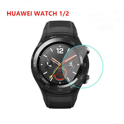 9H For Huawei Watch 1/2 Tempered Glass Screen Premium Guard Protector Film