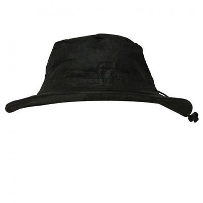 Frogg Toggs Waterproof Boonie Hat, Size 1, Black