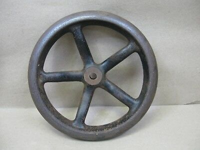 Antique 1913 Singer 29-4 Treadle Sewing Machine Parts Hand Balance Wheel