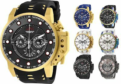 Invicta I-Force Men's 50mm Chronograph Rubber Watch - Choice of Color
