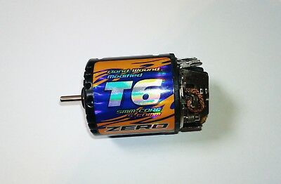 Brushed Sport - Tuning Yokomo Tuningmotor  10 x 1 Turn mit Daten Vintage
