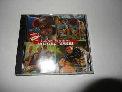 Comstock Klips Pathfinder Series:  Lifestyles Families CD Royalty Free Clip Phot