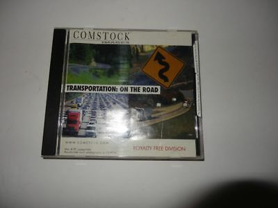 Comstock Images Transportation: On The Road Royalty Free Division CD