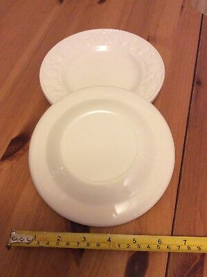 """BHS / Barratts Lincoln 4x 7"""" Side Plates"""