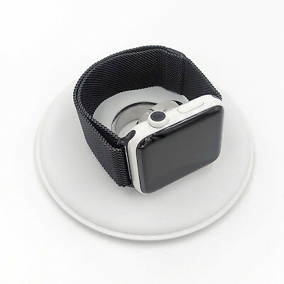 Apple watch series 3 LTE crown dot cover , set of 8 Space Gray dot sticker