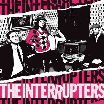 The Interrupters - The Interrupters  Cd New+
