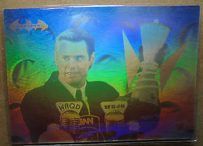 Batman Forever:1995-Movie- Fleer Ultra - Hologram Card [25 of 36]