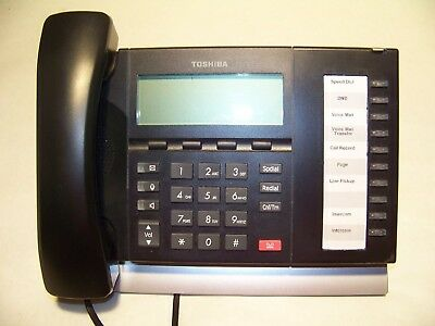 Toshiba Strata DP5022-SD Business Office Home Telephone IP Phones PA Systems