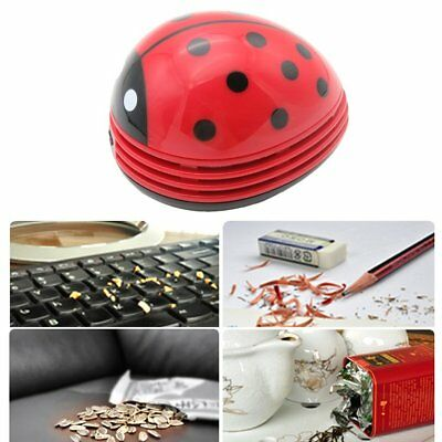 Cartoon Desktop Keyboard Vacuum Cleaner Mini Dust Collector for Home OffYQ