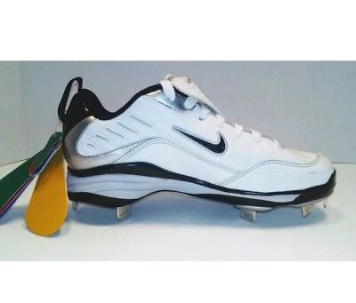 official photos 3c050 c15fe Nike Men s Air Show Elite Baseball Metal Cleats Shoes Sz. 16 NEW 334339-101