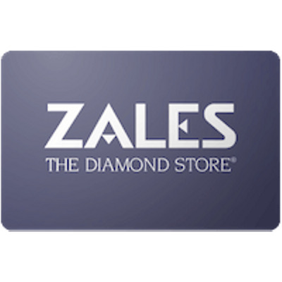 Zales Gift Card $500 Value, Only $450.00! Free Shipping!