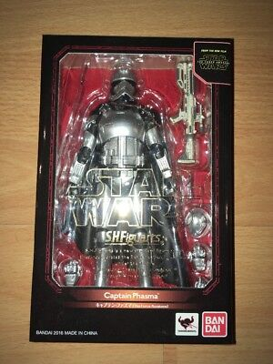 SH Figuarts Captain Phasma From The Force Awakens
