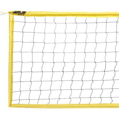 VERUS SPORTS EXPERT VOLLEYBALL NET w/ STEEL CABLE