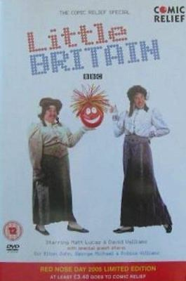 Little Britain - Limited Edition 2005 Comic Relief Special [DVD]