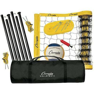 Champion Sports Tournament Series Volleyball Set