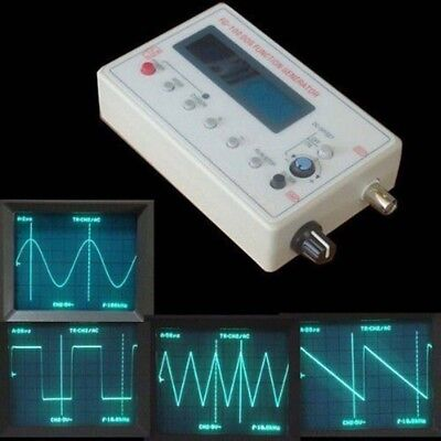 DDS Function Signal Generator Sine+Triangle + Square Wave Frequency 1HZ-500KHz 1