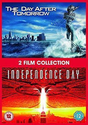 The Day After Tomorrow/Independence Day [DVD]