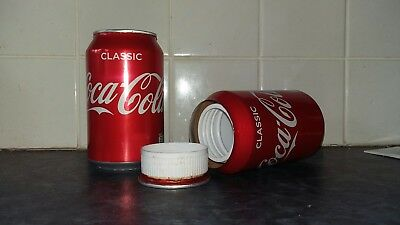 Coca Cola Stash can diversion safe###buy 2 and get 1 extra free of charge###$