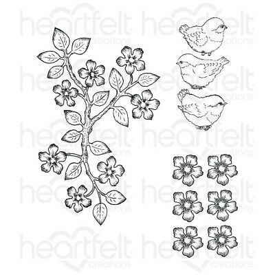 """Heartfelt Creations Double-Sided Paper Pad 12/""""X12/"""" 24//Pkg Woodsy  816393018795"""