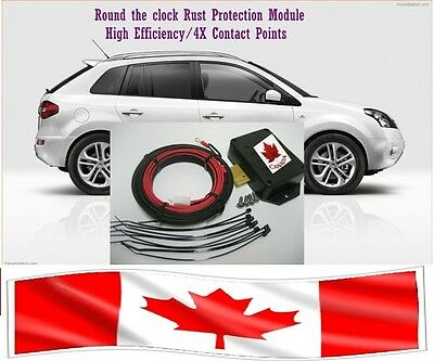 Electronic rust Control + Protection module for Cars/Trucks/Vans new price