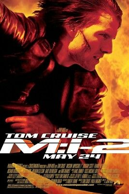 Mission: Impossible II (DVD, Widescreen, 2000) Disc Only