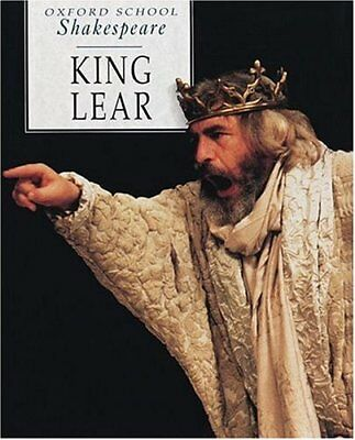 King Lear (Oxford School Shakespeare)-William Shakespeare, Roma Gill