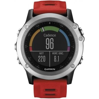 Brand New Garmin Fenix 3 Silver Multi-Sport Gps Smart Watch