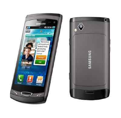 Samsung Wave II GT-S8530 in Grau Handy Dummy Attrappe - Requisit, Deko