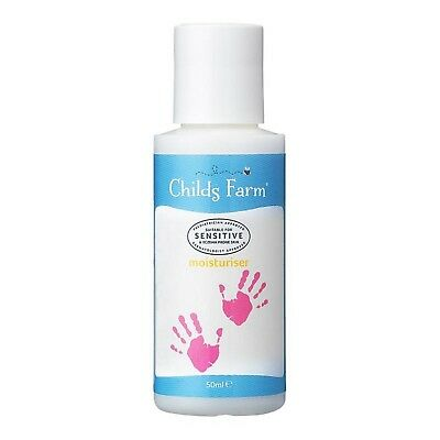 Childs Farm Bébé Soin Hydratant Pamplemousse Tea Tree 50ml pour Peau Sensible /