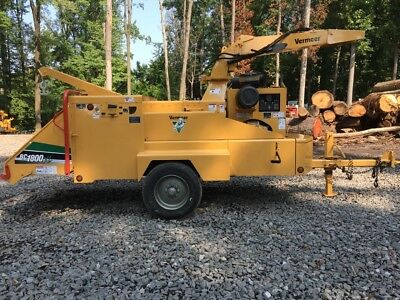 Vermeer BC1800XL with Hydraulic Winch (#2252)