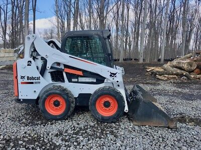 2014 Bobcat S570 High Flow with Only 299 Original Hours!!!(#661)