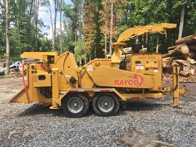 Rayco RC20XP Chipper (#2230)